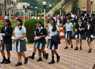 CBSE will declare CBSE Class 12 results 2017 on Sunday in the forenoon at cbseresults.nic.in, said Board. (Photo/Biswarup Ganguly)