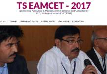Telangana TS EAMCET Result 2017 has been declared, now, the results are available at eamcet.tsche.ac.in, manabadi.com and tsche.cgg.gov.in (Web Image)