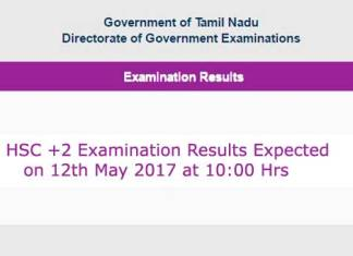 Tamil Nadu School Education Department has announced TNBSE HSC Class 12 Results 2017 at 10 am on May 12, the results are available at tnresults.nic.in (Rep Image)