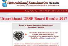 Uttarakhand UBSE Class 12 results 2017 will be declared on May 26 at uaresults.nic.in (Web Image)
