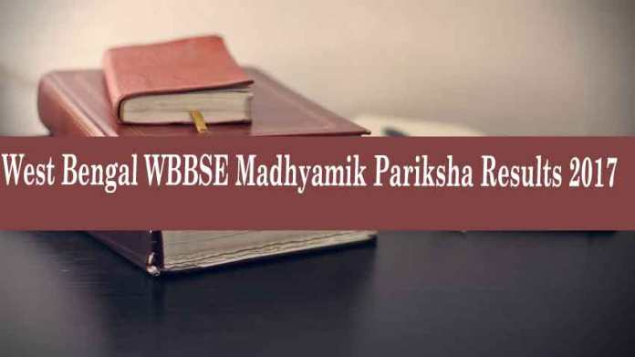The board has announced the West Bengal WBBSE Madhyamik Pariksha Results 2017 today at wbresults.nic.in (Rep Image)