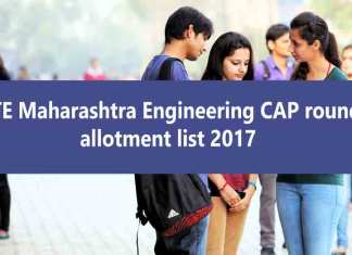 DTE Maharashtra MHT CET 2017: Directorate of Technical Education (DTE) Maharashtra which is a nodal agency to conduct Maharashtra Health and Technical Common Entrance Test (MHT CET 2017) has released the engineering provisional allotment list for CAP Round II at the official website — dtemaharashtra.gov.in (Rep Image)