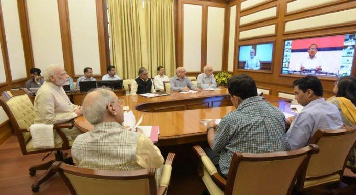 narendra modi, prime minister narendra modi pragati, pm modi meetings, technology, gem, space technology, pragati