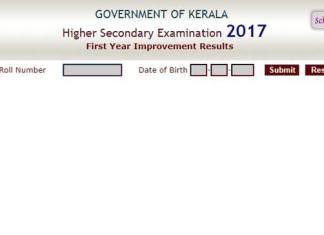 Kerala DHSE first year improvement results 2017, Kerala DHSE, DHSE, DHSE Results, DHSE Improvement Results 2017, Education, Kerala