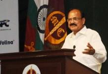 Vice President Venkaiah Naidu, Indian Economy, Business News, Venkaiah Naidu, GDP growth, GDP growth rate, GST, Demonetisation, Economy
