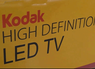 CES 2018, Kodak, Make in India at CES 2018, Kodak HD LED TV, Kodak HD LED TV Launch