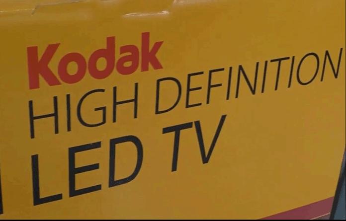 CES 2018, Kodak, Make in India at CES 2018, Kodak HD LED TV, Kodak HD LED TV Launch