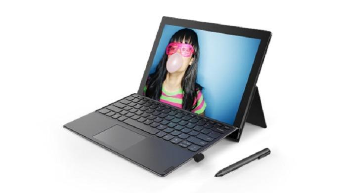 CES 2018, Lenovo, Microsoft, Qualcomm, Miix 630 2-in-1 detachable laptop, Lenovo Miix 630, Miix 630