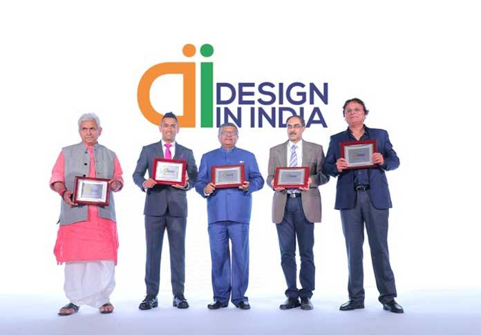 Lava, Smartphone, Designed in India, Ravi Shankar Prasad, Manoj Sinha, Mahendra Singh Dhoni