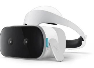 Lenovo Mirage Solo, Daydream VR, CES 2018, Lenovo VR, Technology