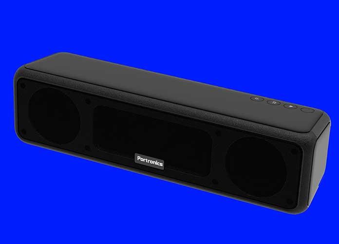 Portronics, Thunder Mini, Portronics Thunder Mini, Bluetooth Speaker