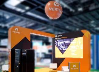 Vertiv, EsaaS, Telefónica, Energy Savings as a Service