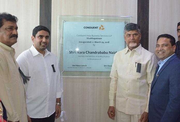 Conduent, IT Jobs, Andhra Pradesh, Visakhapatnam, Chandrababu Naidu
