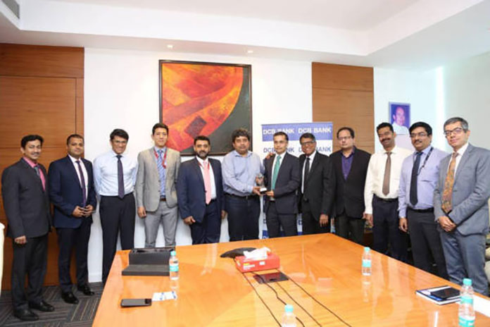 DCB Bank, DCB Remit, Avenues Payment, Praveen Kutty Head DCB Bank Retail and SME Banking, Naushad Contractor Avenues Payments CEO, Vishwas Patel Director – Avenues Payments and Founder & CEO CCAvenue
