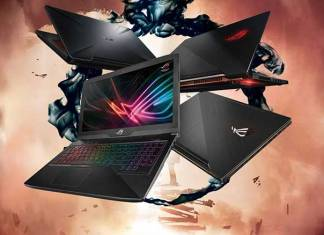 Asus adds 8th Generation Intel Core processors to ROG gaming laptops