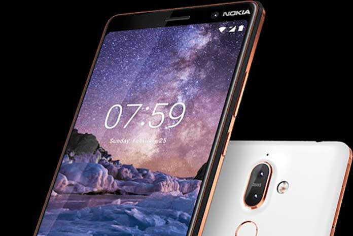 Like Nokia 6 (2018), Nokia 7 Plus runs Android 8.0 Oreo and bears a 6-inch full-HD. (Photo: HMD Global)