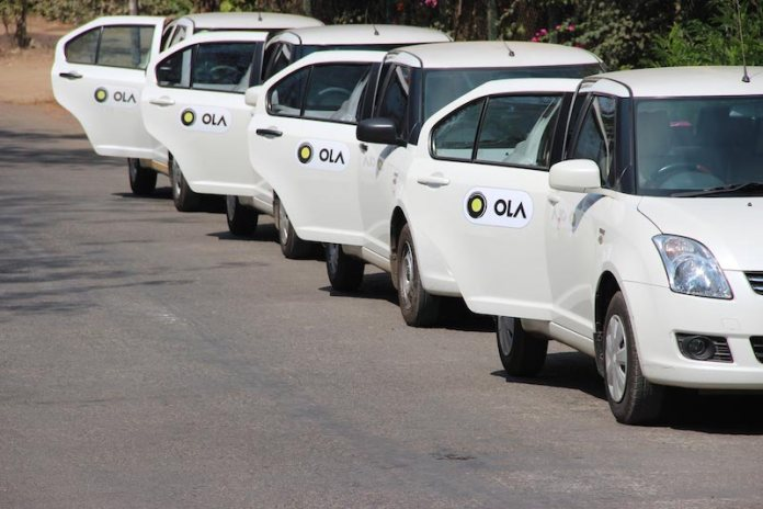 Ola acquires transport ticketing App Ridlr for undisclosed amount