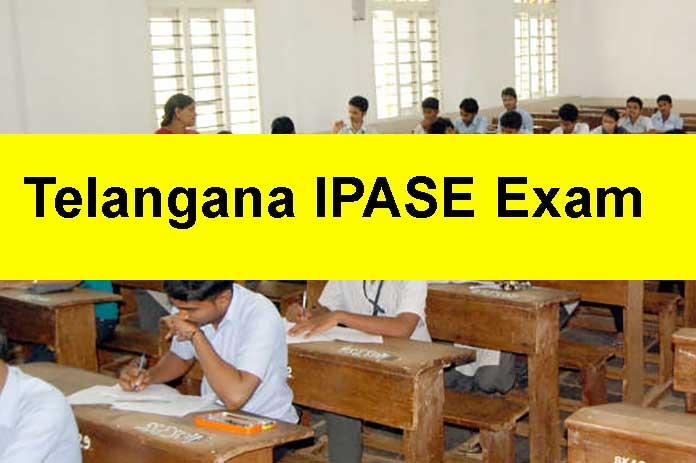 Telangana IPASE Exam Latest Updates: Exam begins on May 14