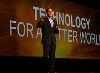 Dell Technologies World 2018: 14,000 people descend upon Las Vegas to listen to Dell chairman and CEO Michael Dell