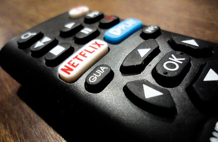 Netflix, OTT, Remote