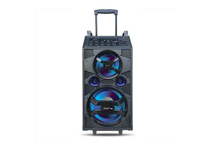 Aisen launches Trolley Speaker A12UKB800 with price tag of Rs 12499