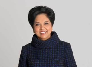 PepsiCo outgoing CEO Indra Nooyi
