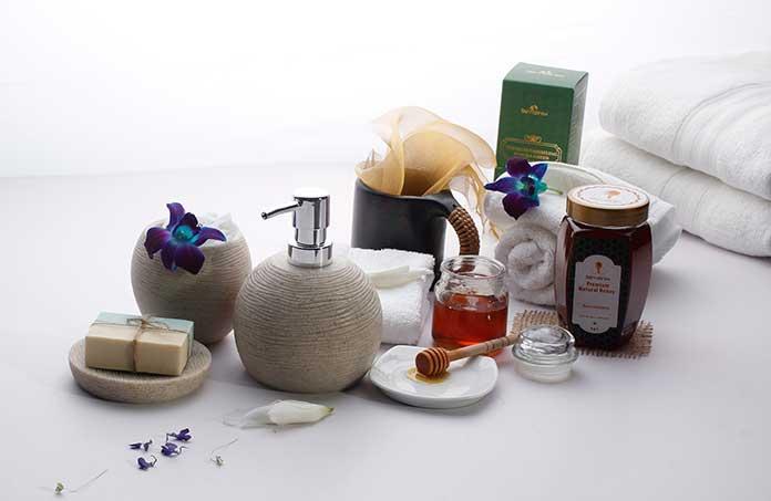 Zillonlife Sierra Brew Tea & Honey products.