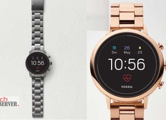 Fossil has launched its fourth generation of smartwatches under its Fossil Q line.