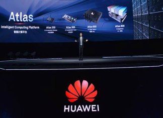 Huawei has launched the Atlas intelligent computing platform based on its Ascend series of AI chips and mainstream heterogeneous computing components.