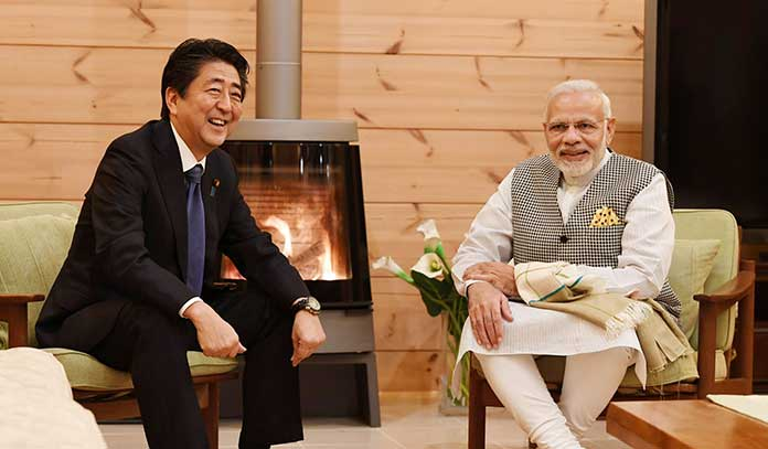 PM Narendra Modi in Japan:Tech Mahindra signs MoU withRakuten to set up SDN labs for 5G in Tokyo and Bangalore