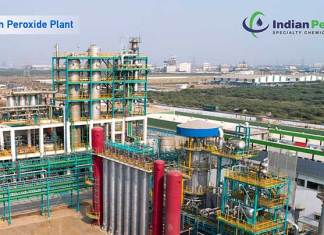 Indian Peroxide plans to invest Rs. 750 crore in next 3-5 years including capacity expansion for other chemical units leveraging synergy with the new H2O2 plant.