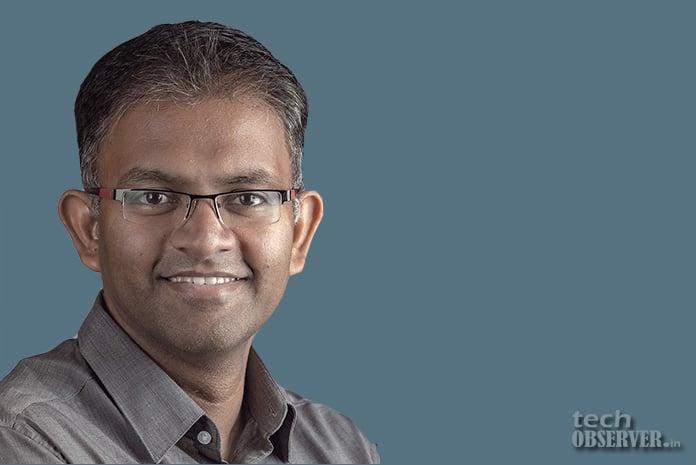 Prem Ananthakrishnan, VP of Products, Druva