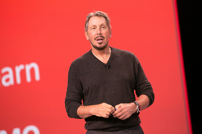 Tesla has roped in Oracle founder Larry Ellison and former Kellogg HR head Kathleen Wilson-Thompson as an independent director on its board.