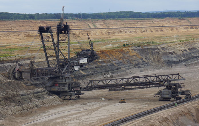 Germany threatens its own emission goals by lignite expansion