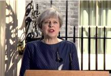 Brexit, GDPR, NIS Regulations, Theresa May, UK Theresa May Brexit, Theresa May Resigns, Theresa May calls for a general election