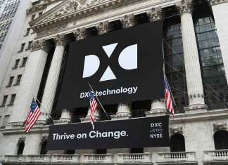 For the straight three months, DXC Technology reported falling revenues across both its operating divisions