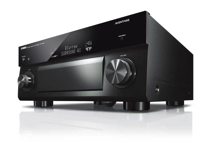 Yamaha launches SURROUND:AI powered AVENTAGE RX- A 80 Series of AV receivers