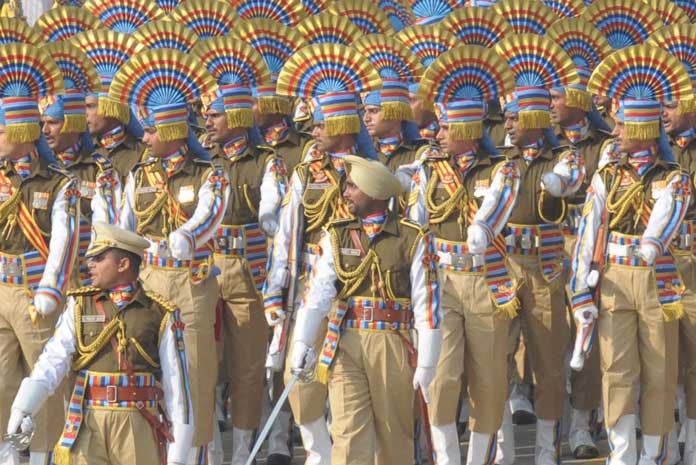 As many as 20 lakh Paytm users have contributed 47 crores to CRPF Wives Welfare Association (CWA). (Representative Image/PIB)