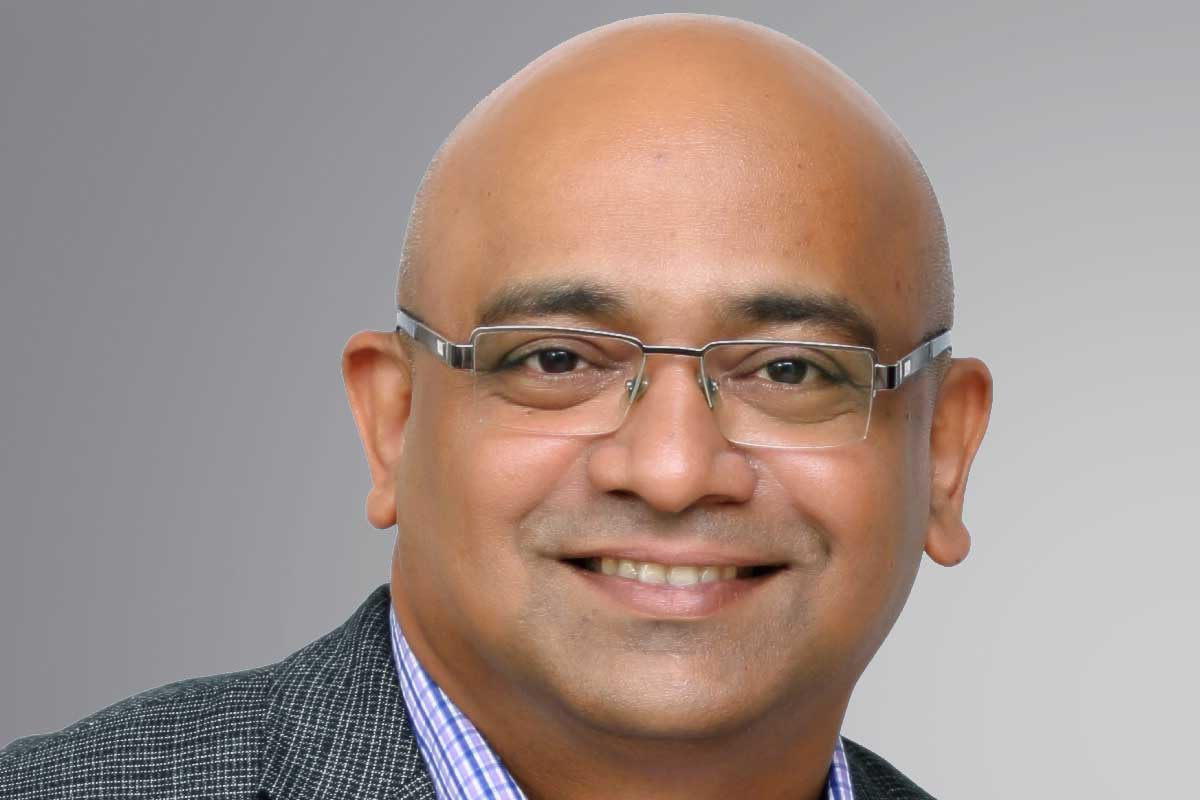 Prasad Shejale, Co-Founder and CEO, Logicserve Digital.