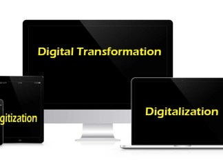 Do you know the difference between digitization, digitalization and digital transformation?