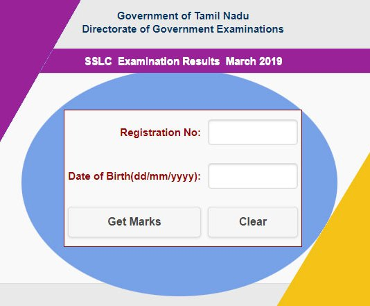 Tamil Nadu SSLC Results 2019 for class 10th declared at tnresults.nic.in
