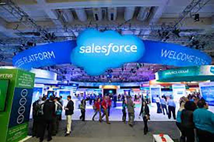 Salesforce launches AI-powered Einstein Analytics for financial services