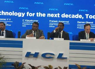 HCL Technologiesis celebrating its 20-year anniversary in Australia and New Zealand. (Photo: TechObserver.in)