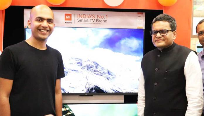 Xiaomi has launched Mi LED TV 4 PRO in the offline market exclusively with Vijay Sales.