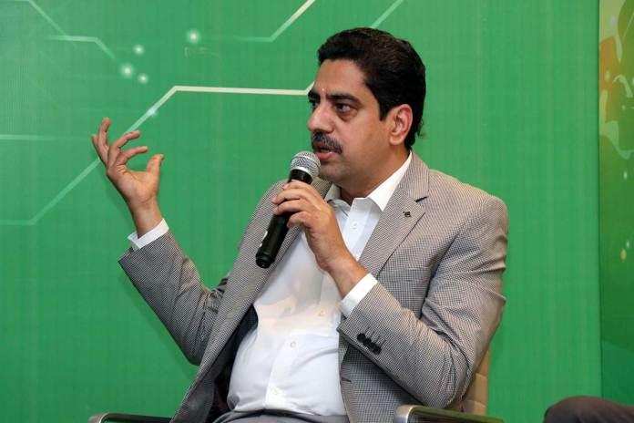 Sriram TV, Director- Consulting & Business Development, Juniper Networks. (Photo: Tech Observer)