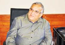 SSC Chairman Braj Raj Sharma. (Photo: Agency)