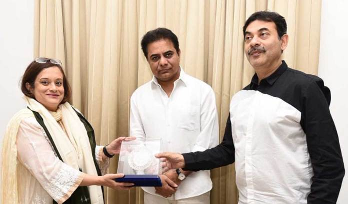 The Telangana government would organise a series of events throughout the year centred around the AI theme