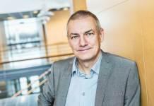 Johan Paulsson, CTO, Axis Communications
