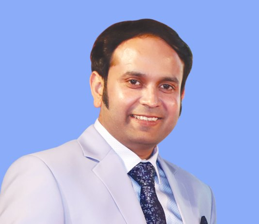 ESDS Software Solution founder and CEO Piyush Somani. (Photo: ESDS)