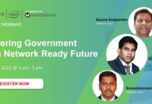 Powering Government for a Network Ready Future